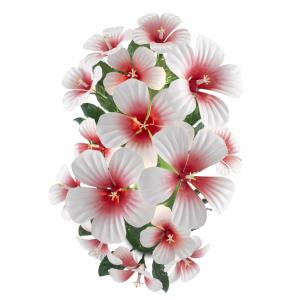 Hibiscus - 7 Light Wall Sconce