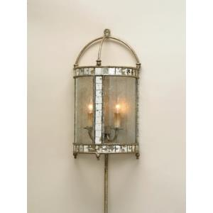 2 Light Corsica Wall Sconce