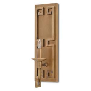 Greek Key - 1 Light Wall Sconce