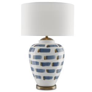 Brushstroke - One Light Table Lamp