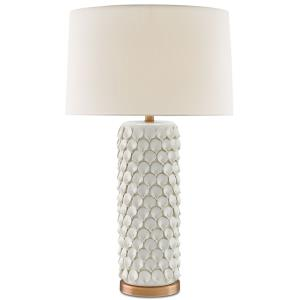 Calla Lily - 1 Light Table Lamp