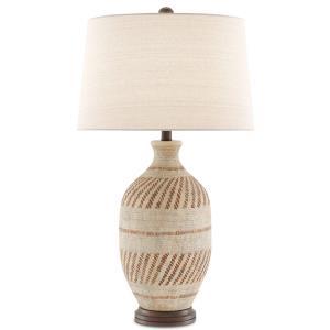 Faiyum - One Light Table Lamp