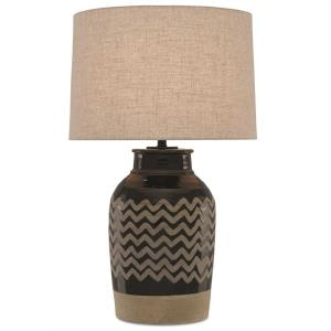 Zigzag - One Light Table Lamp