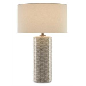 Fisch - 1 Light Large Table Lamp