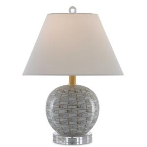 Fisch - One Light Small Table Lamp
