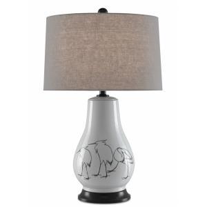 Cygnas - One Light Table Lamp