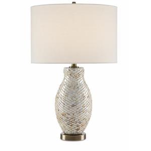 Imbricate - 1 Light Table Lamp