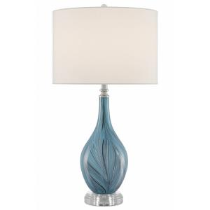 Lupo Aqua - One Light Table Lamp