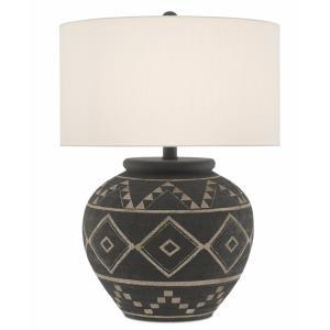 Tattoo - 1 Light Table Lamp