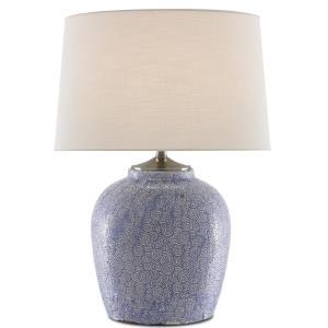 Santorini - 1 Light Table Lamp