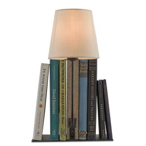 Oldknow - One Light Portable Bookcase Lamp