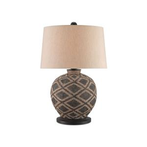 Afrikan - 1 Light Table Lamp