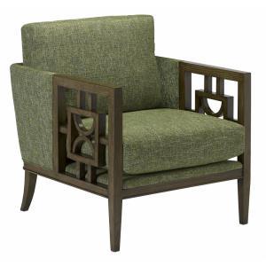 Royce Emerald - 33 Inch Chanterelle Chair