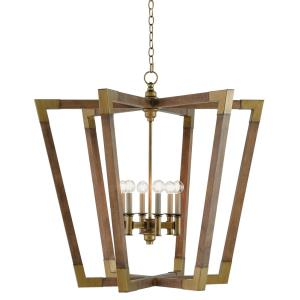 Bastian - 6 Light Large Lantern