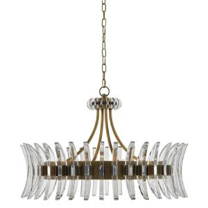 Coquette - 8 Light Chandelier