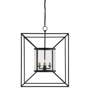 Ennis - Four Light Hanging Lantern