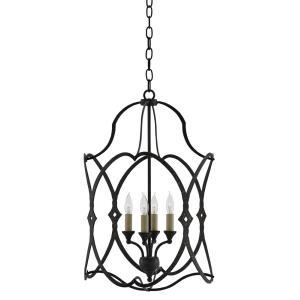 Charisma - Four Light Hanging Lantern