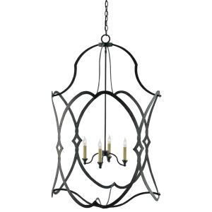 Charisma - 4 Light Large Lantern
