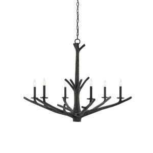 Arboria - Six Light Chandelier