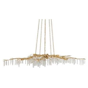 The Aviva Stanoff - Ten Light Forest Chandelier