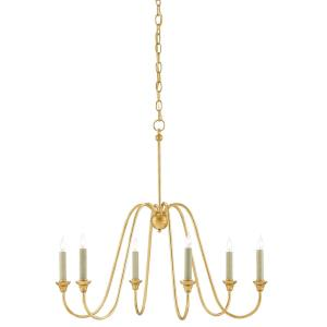 Orion - Six Light Small Chandelier