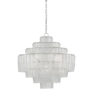 Sommelier Blanc - 8 Light Chandelier