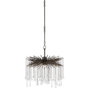 Fen - 1 Light Small Chandelier