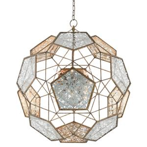 Julius - 9 Light Orb Chandelier