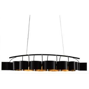 Marchfield - Eight Light Rectangular Chandelier