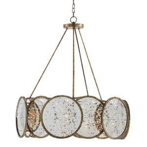 Oliveri - 6 Light Chandelier