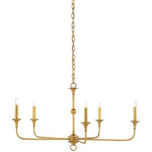 Nottaway - Five Light Small Chandelier