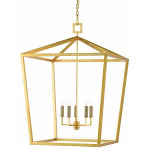 Denison - Five Light Grande Lantern