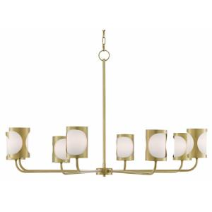 Carnaby - Eight Light Chandelier