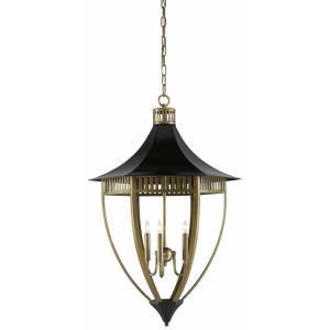 Blythe - 3 Light Lantern