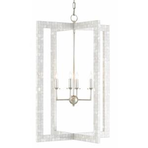 Arietta - 4 Light Chandelier