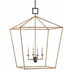 Denison - 4 Light Lantern