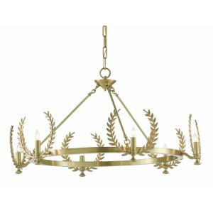 Lauritz - 6 Light Chandelier