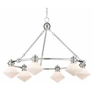 Rycroft - 6 Light Chandelier