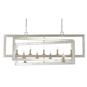 Middleton - 11 Light Rectangular Chandelier