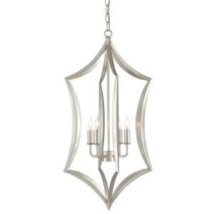 Obelia - 4 Light Lantern
