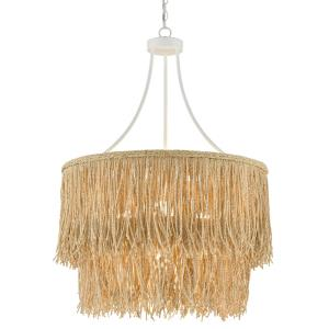 Samoa - 4 Light 2-Tier Chandelier
