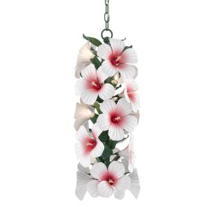 Hibiscus - 7 Light Pendant