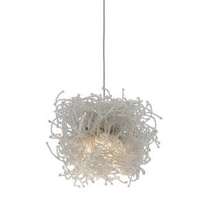 Birds Nest - 1 Light Pendant