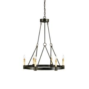 Chatelaine - Six Light Chandelier