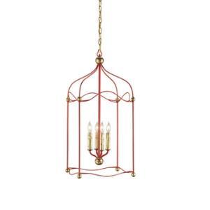 Carousel - Four Light Ceiling Fixture