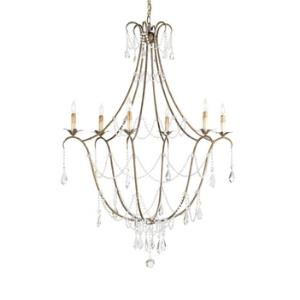 Elizabeth - Six Light Chandelier