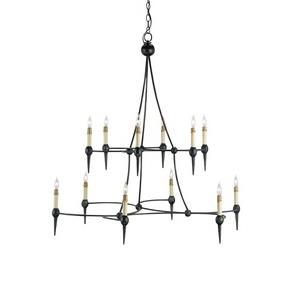 Danielli - Twelve Light Large Chandelier