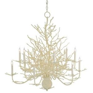 Seaward - Twelve Light Large Chandelier