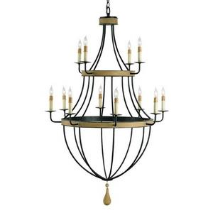 Blythwood - Twelve Light Chandelier