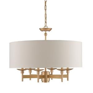 Bering - Six Light Chandelier